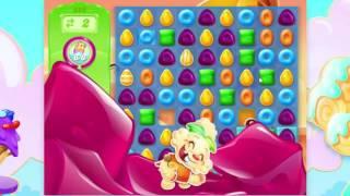 Candy Crush Jelly Saga Level 521-522-523 ★★★