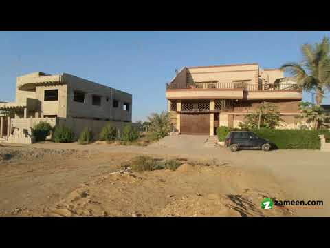 600 Sq. Yd. PLOT IS AVAILABLE FOR SALE IN MEERUT SOCIETY SCHEME 33 KARACHI