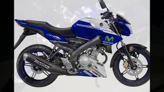 New vixion advance movistar yamaha motogp