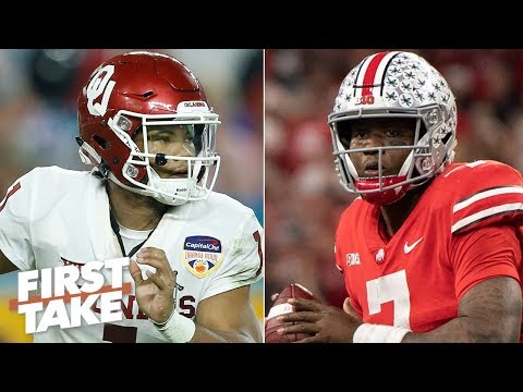 Kyler Murray to Dolphins, Dwayne Haskins to Giants in Mel Kipers 2019 Mock Draft 1.0 | First Take
