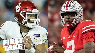 Kyler Murray to Dolphins, Dwayne Haskins to Giants in Mel Kiper's 2019 Mock Draft 1.0 | First Take thumbnail