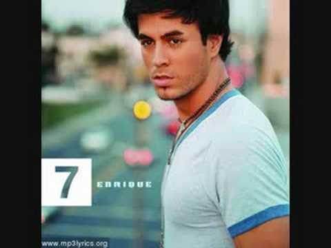one night stand Enrique Iglesias