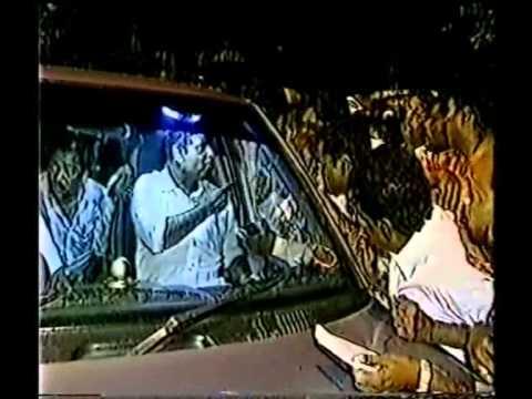 Midnight Arrest of Kaliagnar -- Chennai -- 30.06.2001