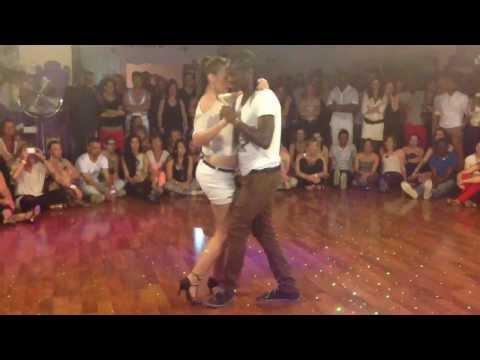 Stony – Danca kizomba  Enah & IsaBelle 2013 PART 3
