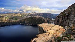 Η Ανάβαση στο Preikestolen της Νορβηγίας - Hiking To Preikestolen,Norway