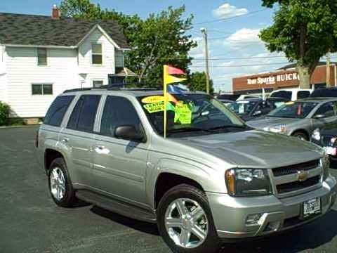 8433 2007 Chevy Trailblazer Lt 26k Dekalb Il Near Chicago ...