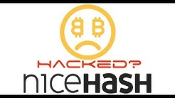 NiceHash Mining Exchange Hacked, Customers Demand Answers