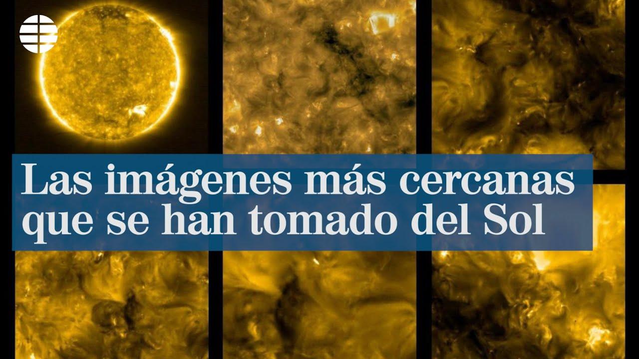 Las imágenes del Sol más cercanas muestran un fenómeno nunca visto: hogueras o minierupciones thumbnail