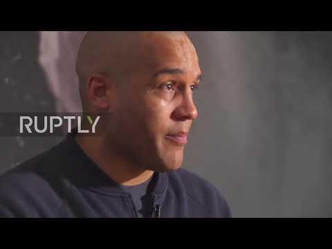 UK: Ex-defender Clarke Carlisle talks mental health in football