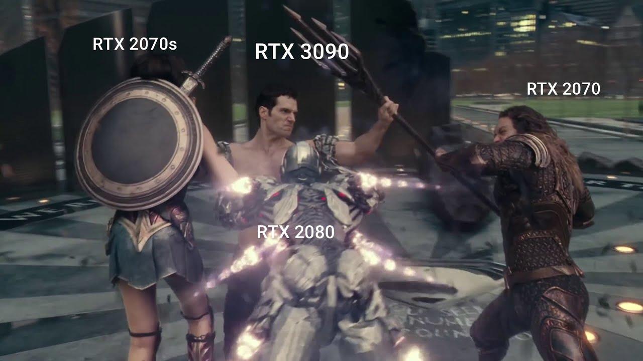 RTX 3090 VS RTX 2080 ti vs 2080 vs 2070s vs 2070 vs GTX 1660ti