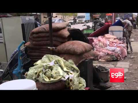 Second-Hand Shops Mushroom In Kabul City