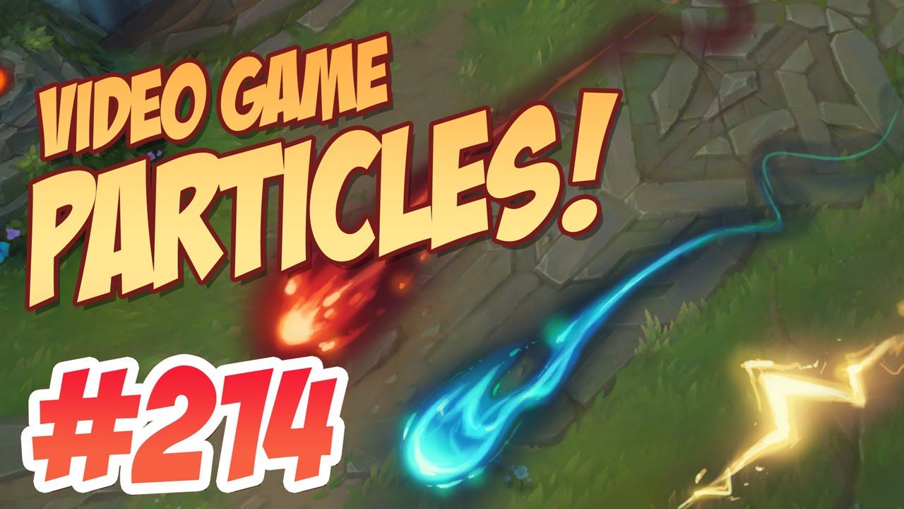 KNKL SHOW 214: Video Game Particles! - YouTube