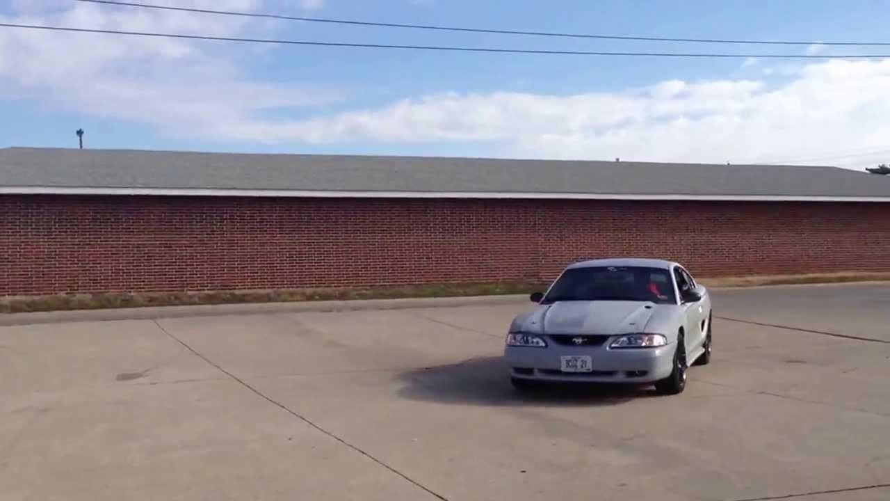 1998 Mustang Gt Exhaust Longtubes Offroad Xpipe Slp
