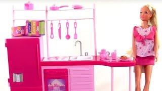 Кукла Штеффи. Сборник. Видео для девочек. Барби