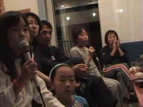 Japan Karaoke with Friends
