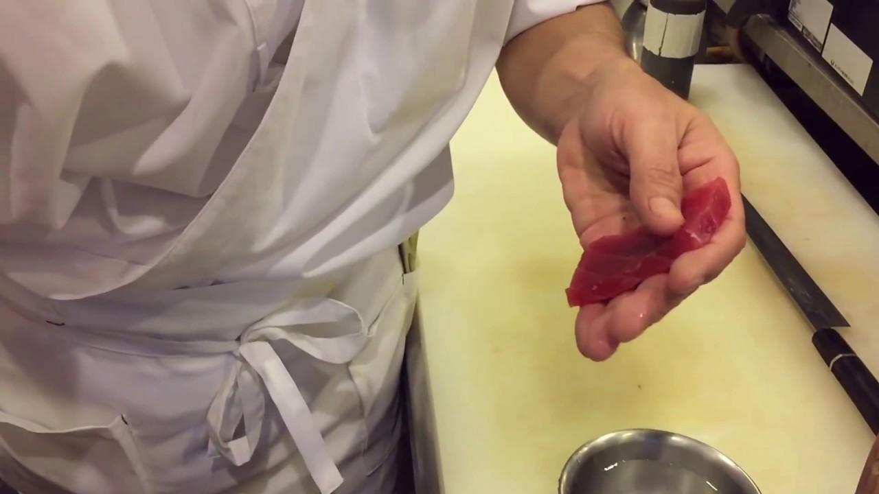 お 寿司 握り 方