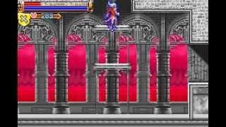 Castlevania Harmony of Dissonance-36 (Secret Passage)