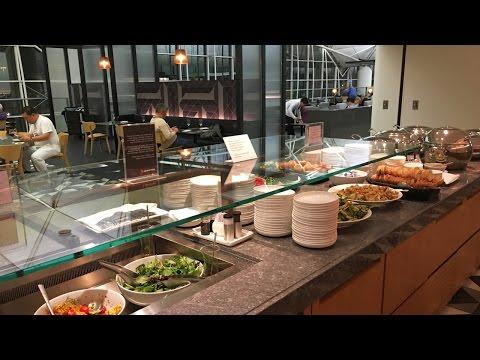 Four OneWorld Lounges at Hong Kong International Airport