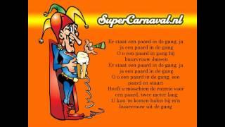 Andre van duin - Er staat een paard in de gang  |  Super Carnaval