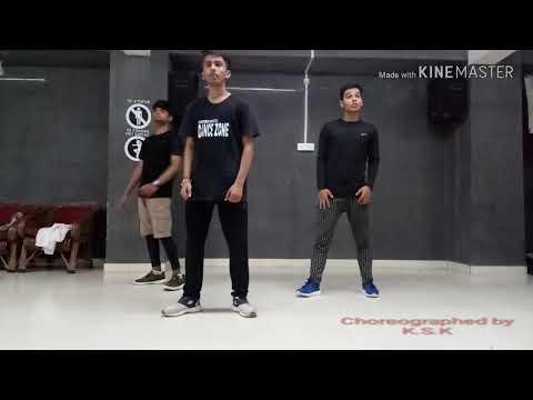 Ankh Lad Jaave||Dance Choreographed By Kishan Singh Karchuli ||Dance ZØnE||