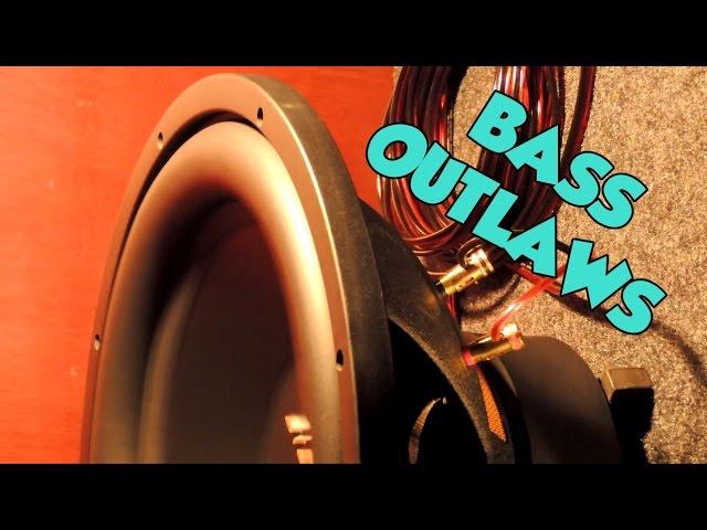 BASS OUTLAWS - ILLEGAL BASS