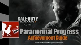 Call of Duty_ Black Ops 2 - Paranormal Progress Guide
