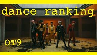 Download EXO Dance Ranking [OT9] (ranked by a dancer) [read description]