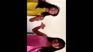 video twitter @Rachel_JKT48 Semangat hari ini aku sama tacil