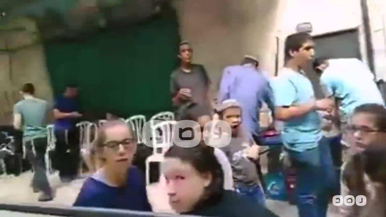 شبكة رصد: رصد | مستوطنون ينظمون تظاهرة مكان عملية