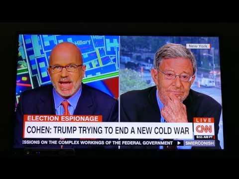 CNN's Michael Smerconish interviews Prof. Stephen F. Cohen 07/30/16