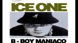 Ice One - B-boy Maniaco - FULL ALBUM