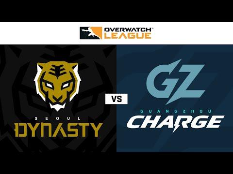 Seoul Dynasty vs Guangzhou Charge   Week 20   APAC Day 1