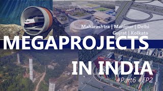 UPCOMING MEGA PROJECTS IN INDIA | 2020-2024 | #part6 #ep2 🇮🇳 🔥 😵😵