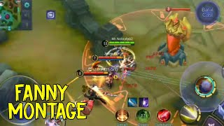 fanny montage   mobile legends bang : bang   part 5