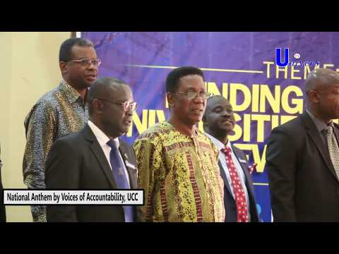 Vice Chancellors GH: Funding Public Universities in Africa; the New paradigm