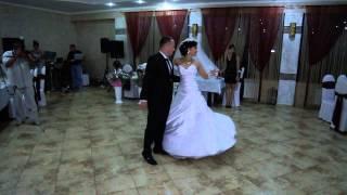 Юрий и Анна! Свадебный танец!!!