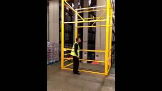 DRB Safety Barriers Defender - Video 1