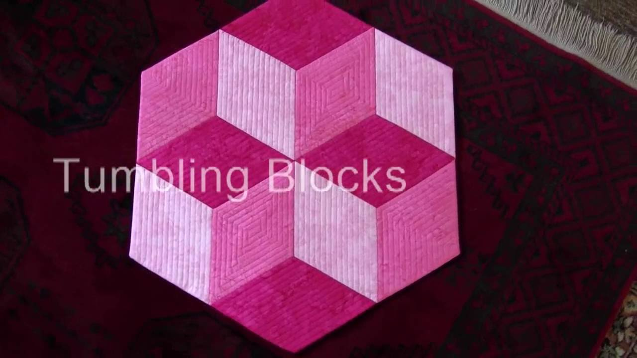 Tumbling Blocks Youtube