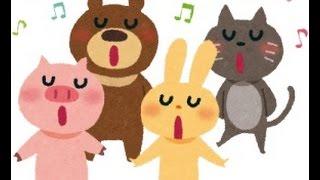 NHKみんなの歌 アップル・パップル・プリンセス 竹内まりやCOVER