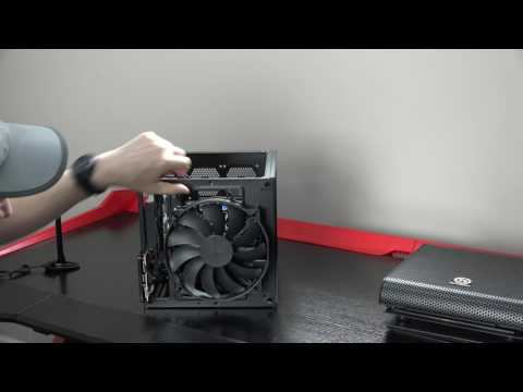 New XForcePC Small Form Factor PC Overview