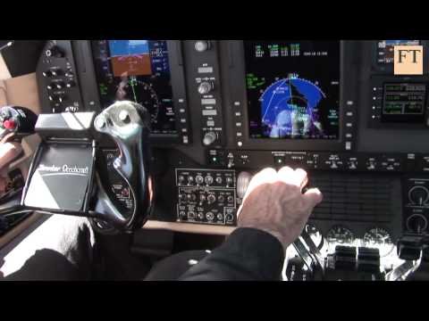 Hawker Beechcraft's King Air 350i: A Durable Private Aircraft | FT Business