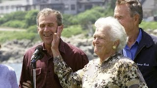 George W. Bush: Mother was in high spirits, 'feisty' in final days