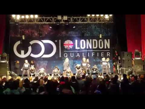 World Of Dance London 2016 IMD legion winners