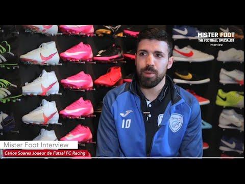 Interview Carlos Soares ( Racing Futsal Luxembourg )