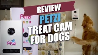 Petzi Treat Cam for Dogs Review