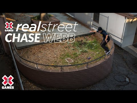 Chase Webb: REAL STREET 2020   World of X Games