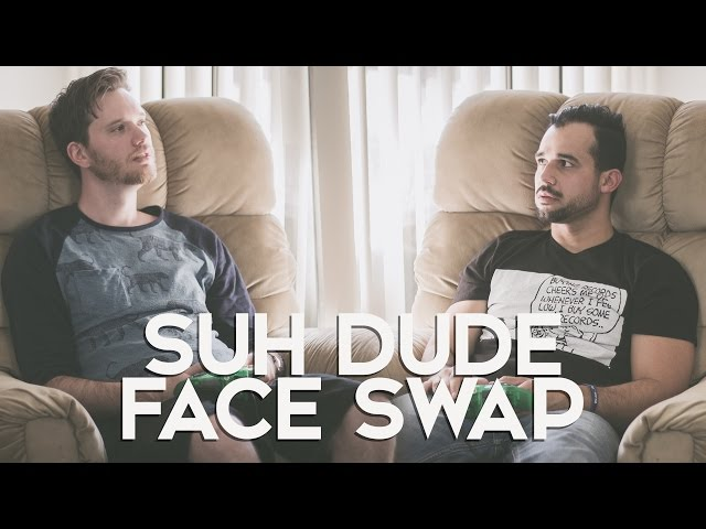 A Suh Dude Meme - Weird Face Swap Video