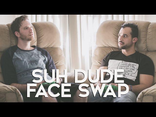 A Suh Dude Meme - Weird Face Swap Video