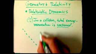 Geometry and Relativity (Part 11)