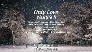 [Vietsub] Westlife - Only Love